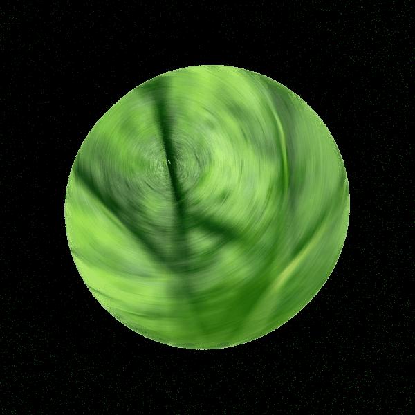 zielone i ziołowe